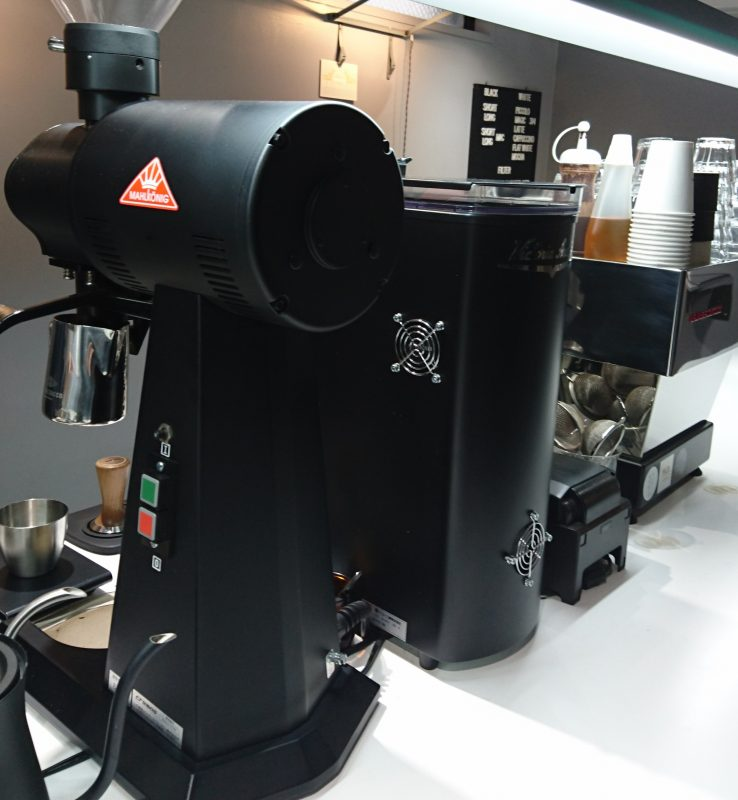 MCBコーヒーマシーン