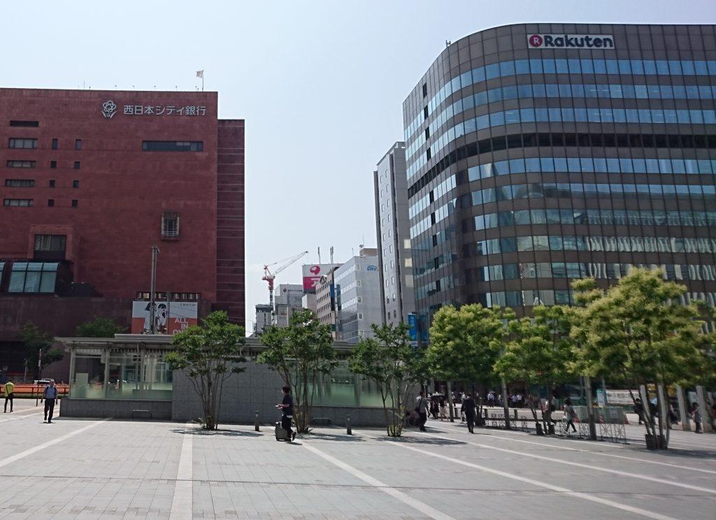博多口のこの大広間の写真