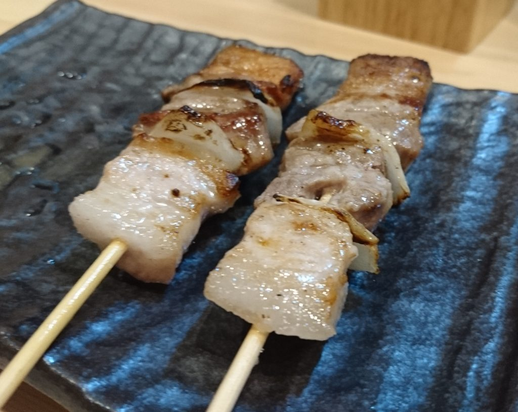 豚バラ 2本