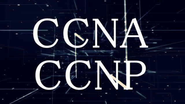 CCNA CCNP