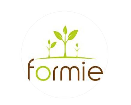 フォーミー ロゴ